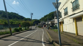 The bike ride across Muroran really drove home what a sleepy place it is. There isn't a bustling city center hiding somewhere far from campus.